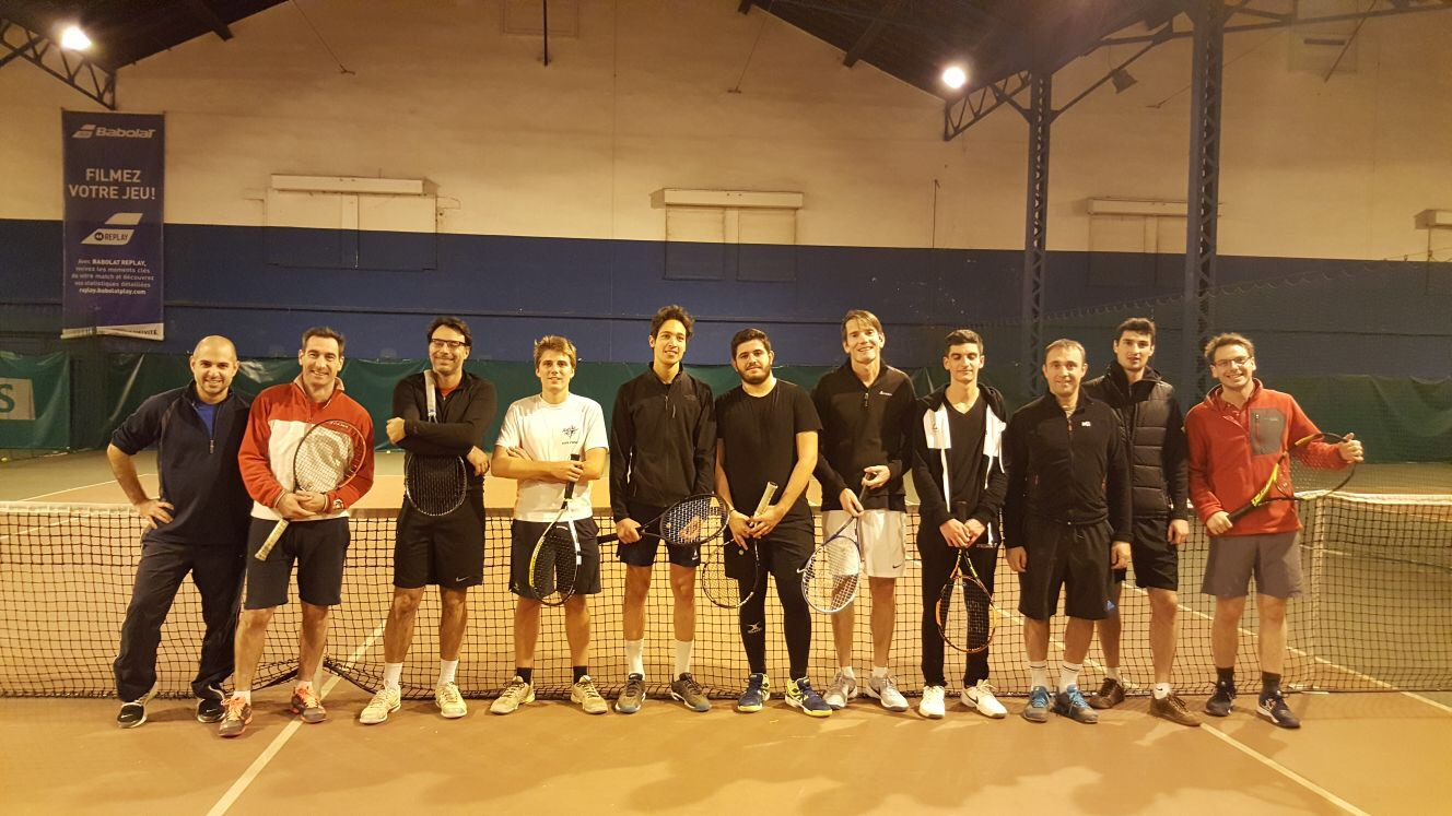 SPEED-DATING HOMMES AU TENNIS CLUB DE LYON