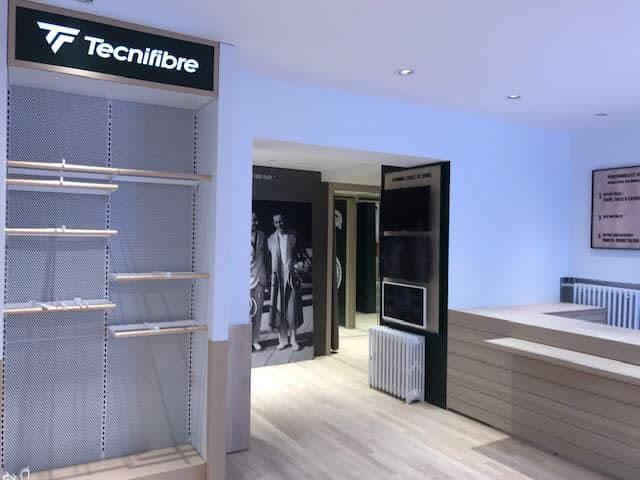 boutique-club Lacoste Tecnifibre