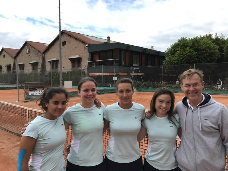 L'équipe 1 féminine (N1B)