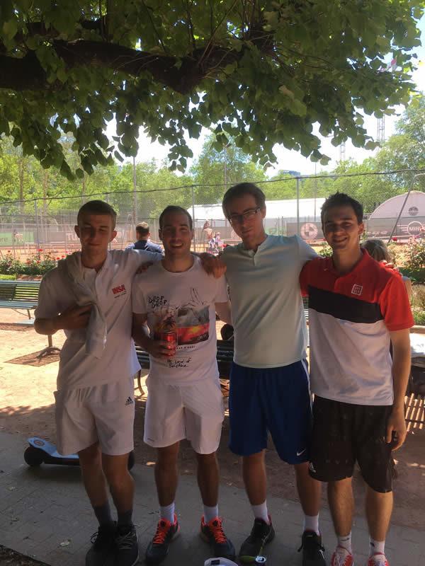 L'équipe 3 masculine