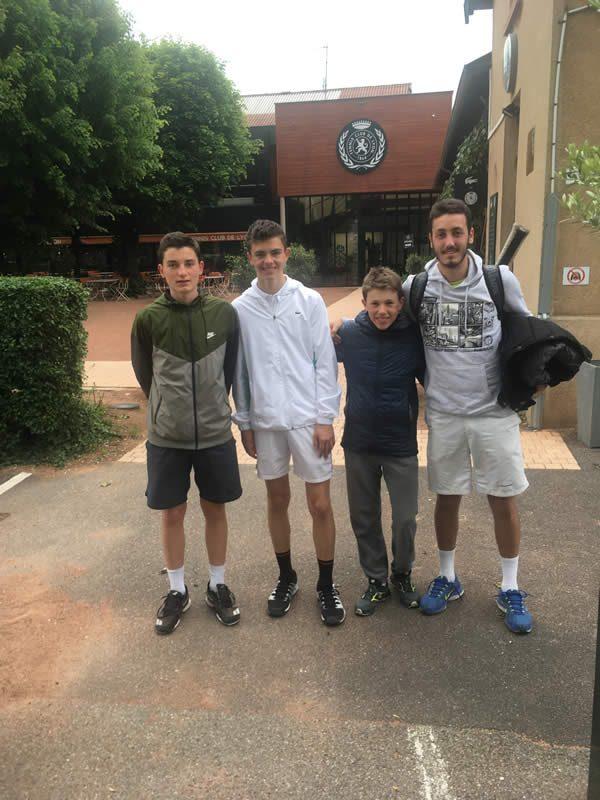 L'équipe 4 masculine (Ligue 1)