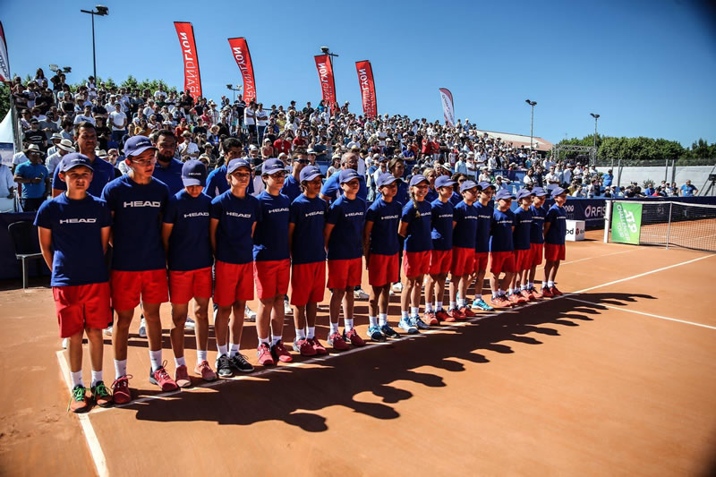 pen Sopra Steria 2019 au Tennis Club de Lyon