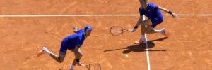 doubles tennis hommes