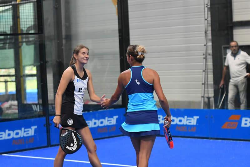 Jessica Ginier et Alix Collombon