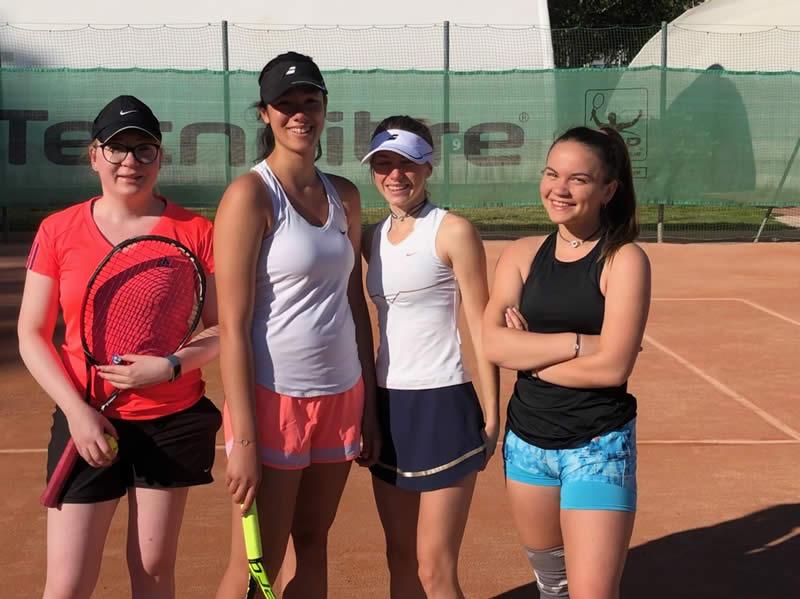 L'équipe 3 féminine