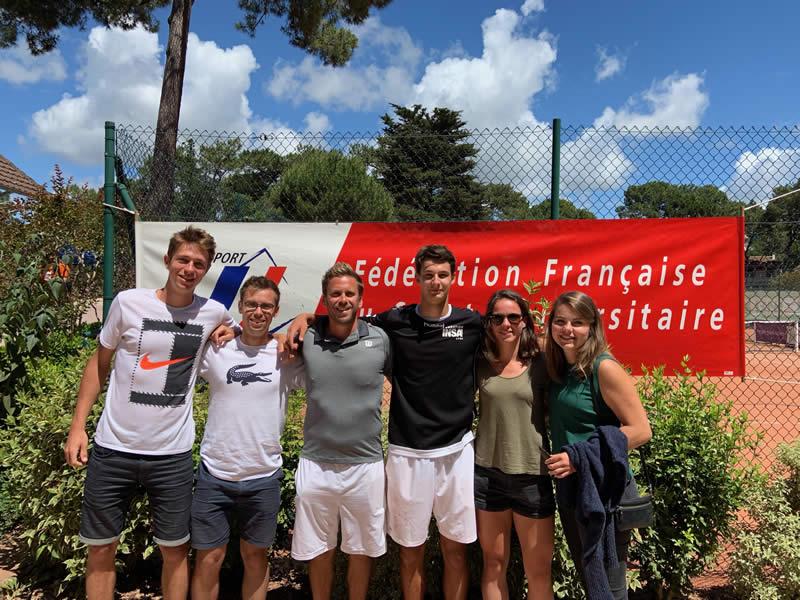 Nos étudiants de l'INSA Lyon