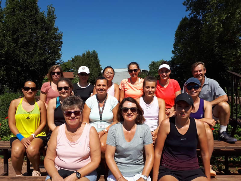 TMC Dames de ce weekend