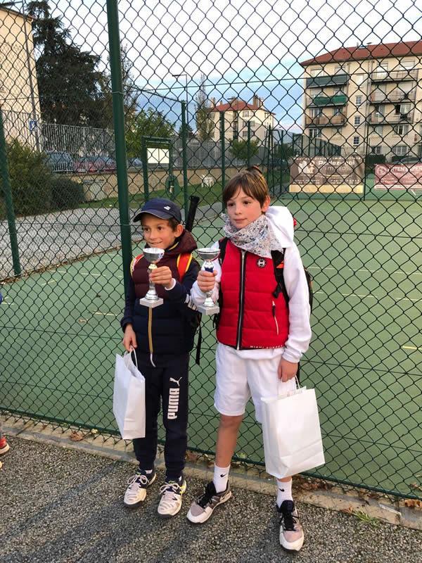 Tournoi de Grigny : Thomas et Lothaire vainqueurs !