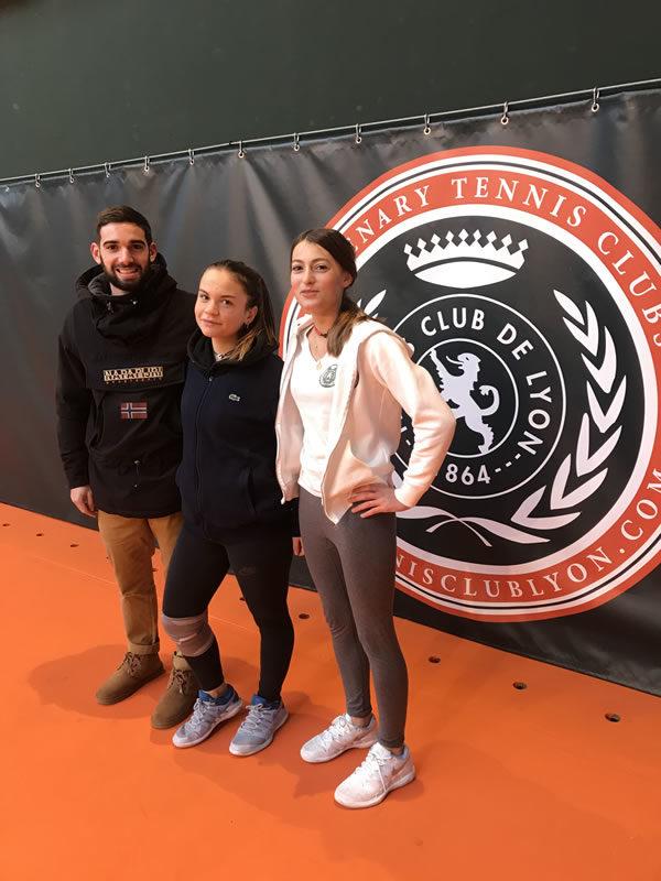 Championnes du Rhône 15/18 ans (2ème division)