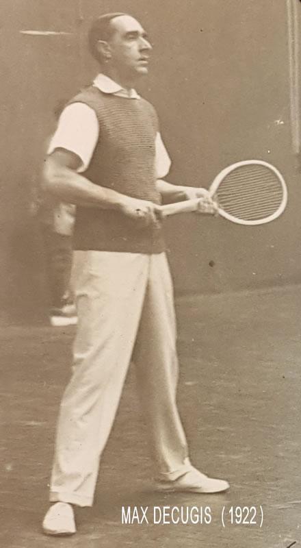 technique-joueurs - 1922 - max decugis
