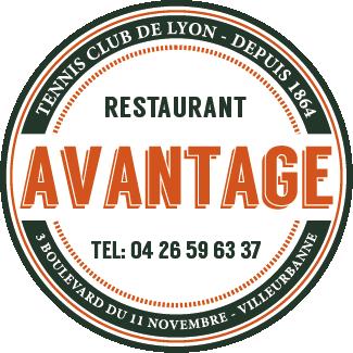 nouveau restaurant du Tennis Club de Lyon - L'Avantage