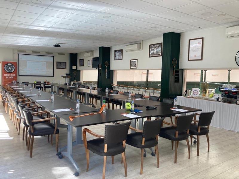 Salle de réunion henri cochet