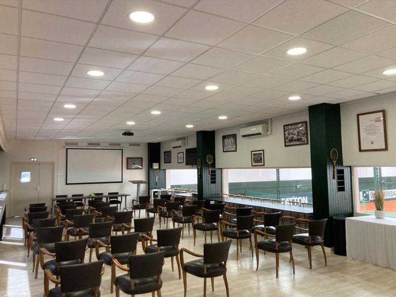 Salle de réunion henri cochet format conference