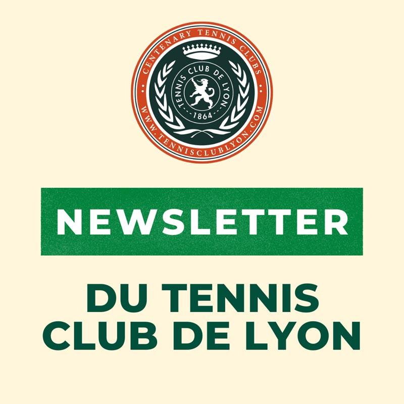 newsletter du TCL