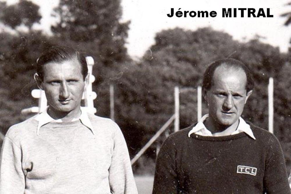 Jerome Mitral