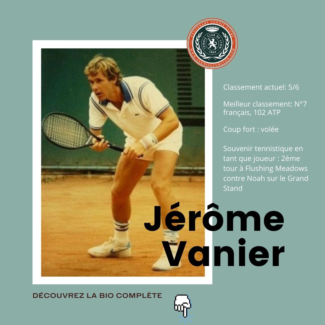 Jerome Vanier