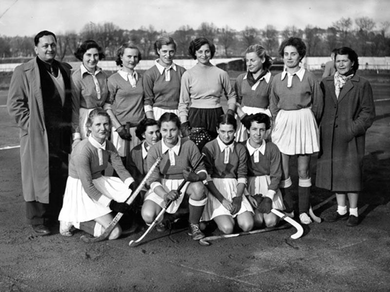 Equipe filles du TCL de HOCKEY