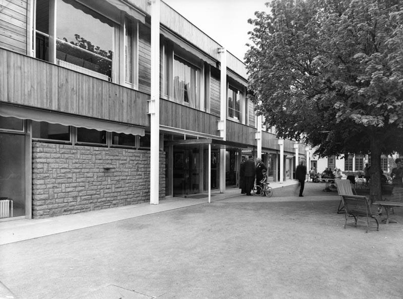 Le club en 1965