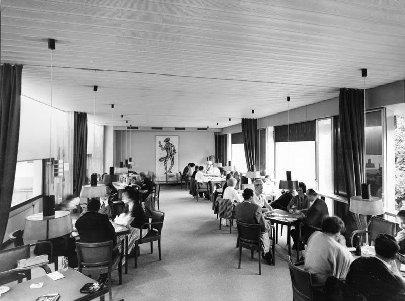TCL (2) La salle de bridge - 9 mai 1965 (recto)
