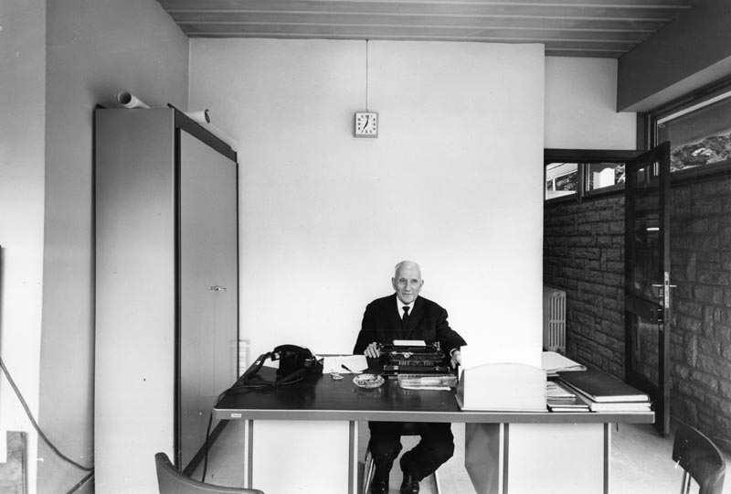 TCL (6) Le bureau - mai 1965